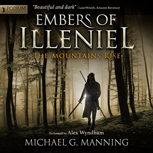 The Mountains Rise audiobook cover art