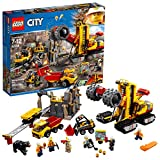 LEGO City Mining Experts Site 60188 Building Kit (883 Piece) (Discontinued by Manufacturer)