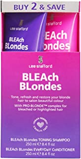 Lee Stafford: Bleach Blondes - Toning Twin Pack