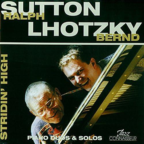 Ralph Sutton & Bernd Lhotzky