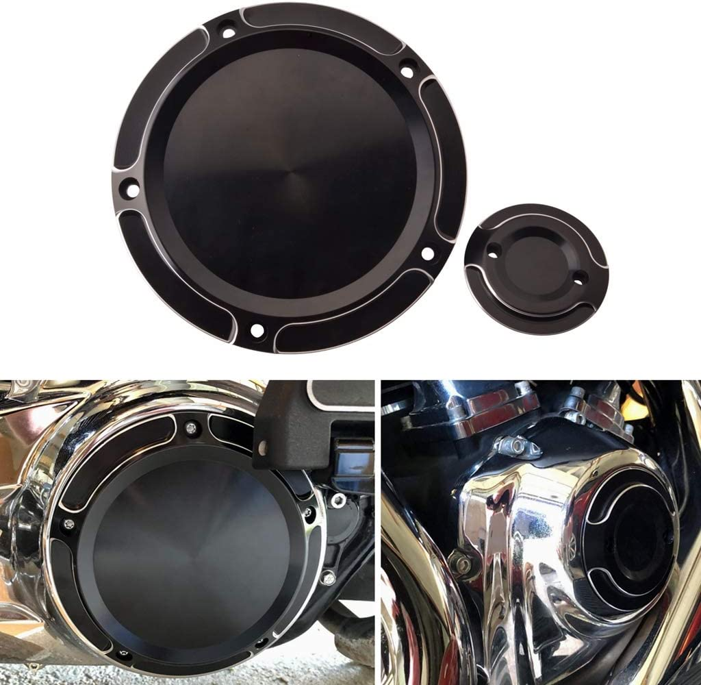 Goldfire Derby Timing Timer Cover Touring Electra For Max 69% OFF Roa 1 year warranty Harley