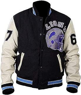 Cop Axel Beverly Cotton Fleece Detroit Vintage Letterman Jacket