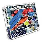 Star Saga - Juego de Accesorios para Mercenarios de plástico acrílico, 78594.