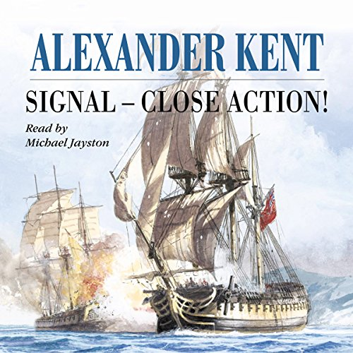 Signal, Close, Action! audiobook cover art