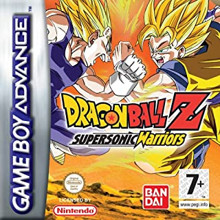 Dragon Ball Z Supersonic Warriors (France)
