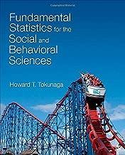 Fundamental Statistics for the Social and Behavioral Sciences