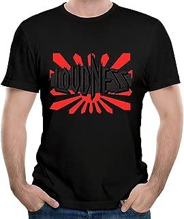 loudness band t shirt