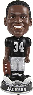Bo Jackson #34 (Oakland Raiders) NFL Knucklehead Legends Bobble by Foco