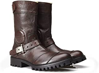 REEVES MOTORCYCLE BOOTS WITH D3O® ANKLE PROTECTION