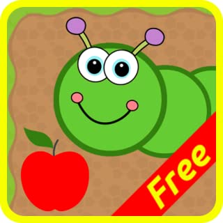 Hungry Caterpillar (Snake Game)