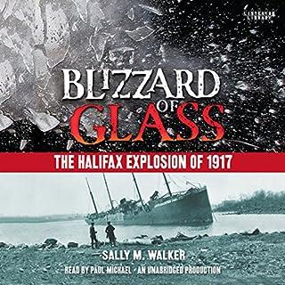 Blizzard of Glass cover art