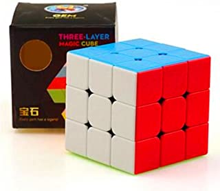 CuberSpeed ShengShou Gem 3x3 Speed cube 3x3x3 Magic cube puzzle