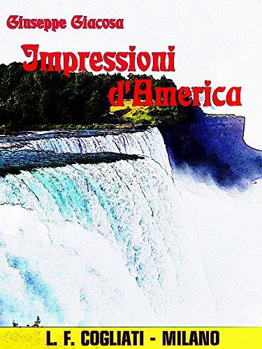 Impressioni d'America (Italian Edition)