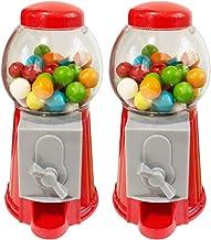 ZENN.TH Practical Candy Bank Dispenser Machine Snacks Storage Box Coin Money for Kids Baby Toy,Golden Capsule Machine Candy Box
