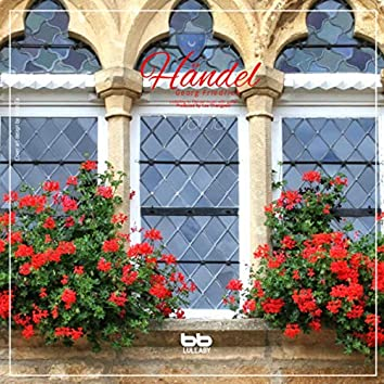 Handel's Classical Guitar Lullaby Vol, 10 (Relaxing Music,Prenatal Care,Healing music,Concentration,Study,Meditation,Reading,Study)