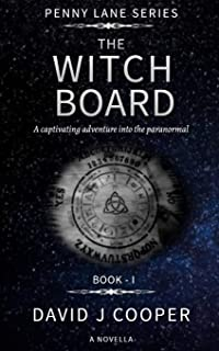The Witch Board (Penny Lane - Paranormal Investigator)