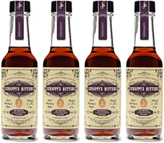 Scrappy's Bitters Organic Ingredients, Finest Herbs & Zests, No Extracts, Artificial Flavors, Chemicals or Dyes - Lavender...