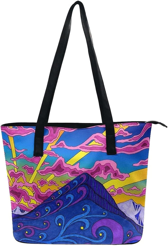 Satchel Shoulder Bags Beach Tote Bag For Women Lady Convenient Bucket Bag