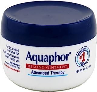 Aquaphor Healing Ointment 3.5 Ounce Jar (103ml) (2 Pack)