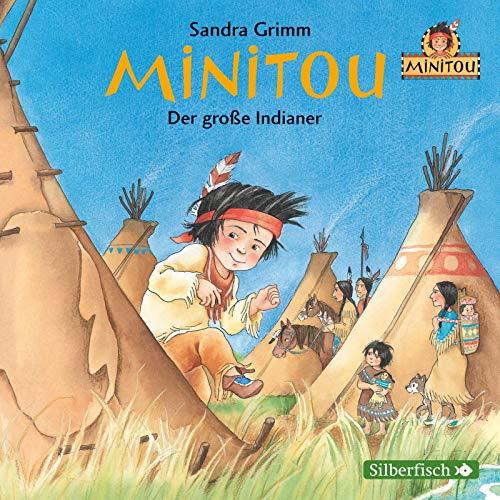 Minitou 1: Der große Indianer: 1 CD