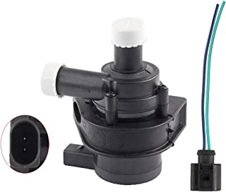XtremeAmazing New Auxiliary Cooling Water Pump For VW Tiguan Passat Jetta Golf CC GIt Audi A3 TT Q3