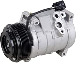 AC Compressor & A/C Clutch For Chevy Traverse GMC Acadia Buick Enclave Saturn Outlook 2007 2008 2009 2010 2011 2012 - BuyAutoParts 60-01979NA NEW