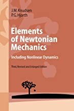 Elements of Newtonian Mechanics: Including Nonlinear Dynamics (Advanced Texts in Physics)