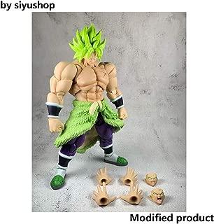 Siyushop Dragon Ball Z Trunks Und Vegeta PVC Modell Hohe 13CM