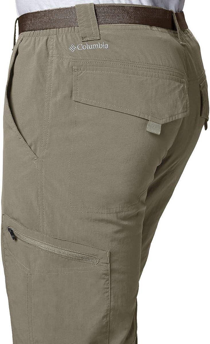 Columbia - Silver Ridge - Pantalon - Homme Cipresso/Valencia