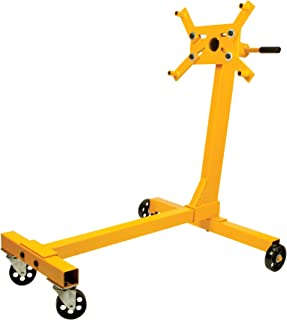Performance Tool W41025 1/2 Ton (1,000 lbs.) Capacity Engine Stand With 360 Degree..