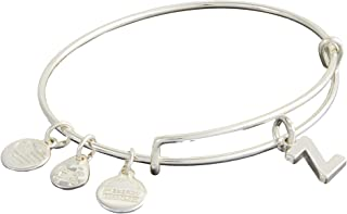 Alex and Ani Initial Z III Bangle Bracelet