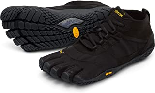 Vibram Women's V-Trek Black/Black Hiking Shoe