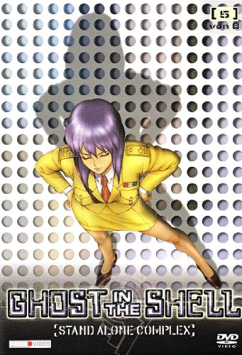 Ghost in the Shell - Stand Alone Complex Vol. 5