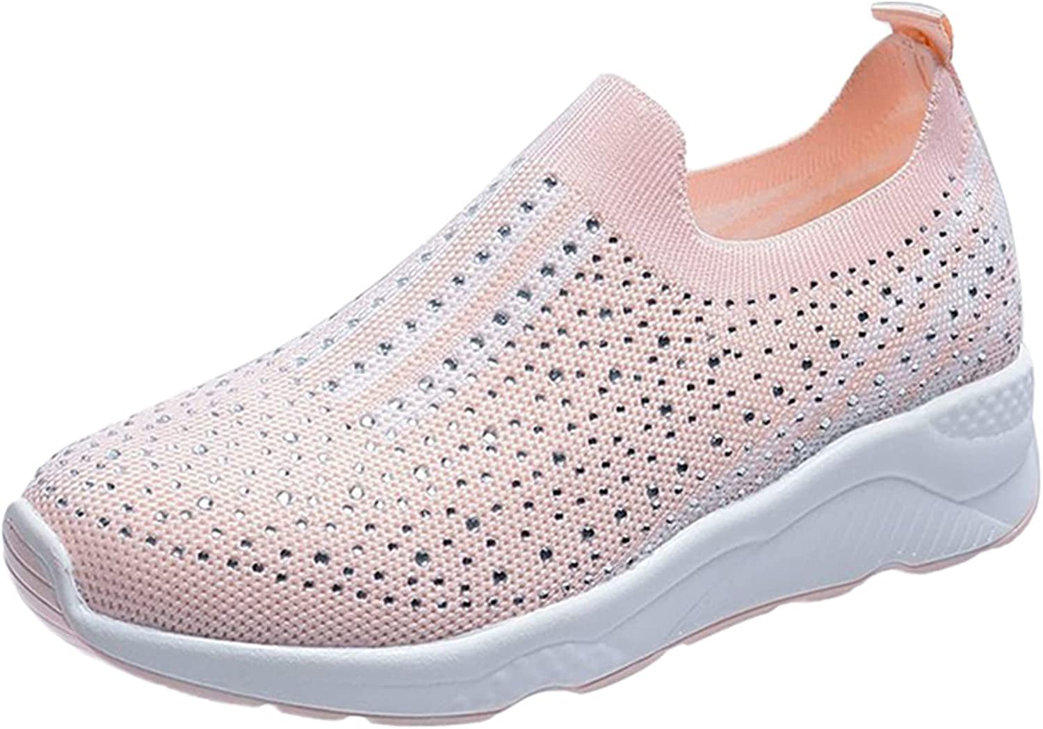 Floral Embroidered Shoes for Women Comfortable Round Toe Loafer Casual Ballet Flats Tenis para Mujeres Female Grandmother Shoes