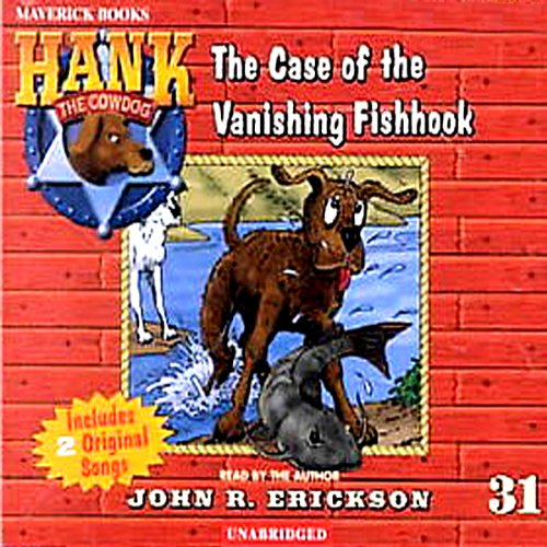 The Case of the Vanishing Fishhook  audiobook cover art
