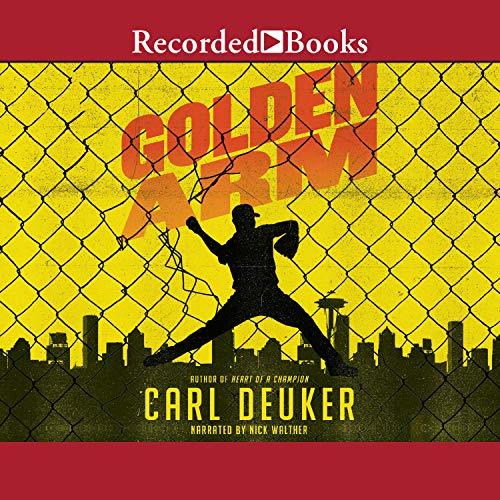 Golden Arm audiobook cover art