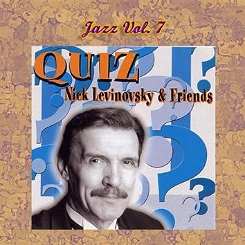 Jazz Vol. 7: Quiz