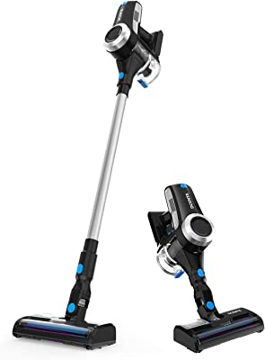 Dcenta Cordless Stick Vacuum Cleaner