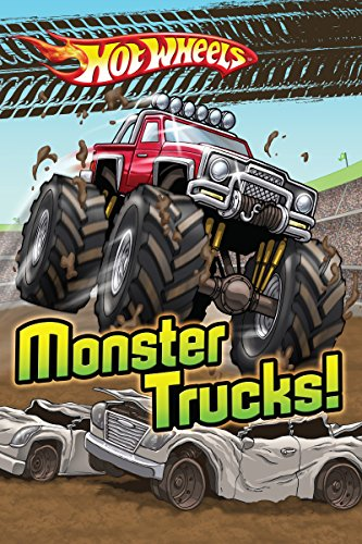 Monster Trucks (Hot Wheels) (English Edition)