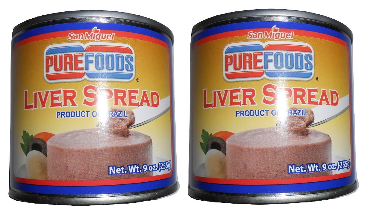 Pure Max 45% OFF Foods Liver Spread 3 OFFicial shop oz 9