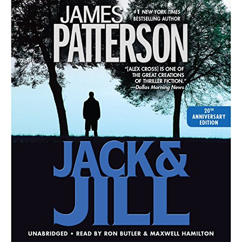 Jack & Jill audiobook cover art