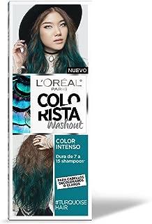 Tinte para cabello temporal color Turquesa Colorista L'Oréal Paris