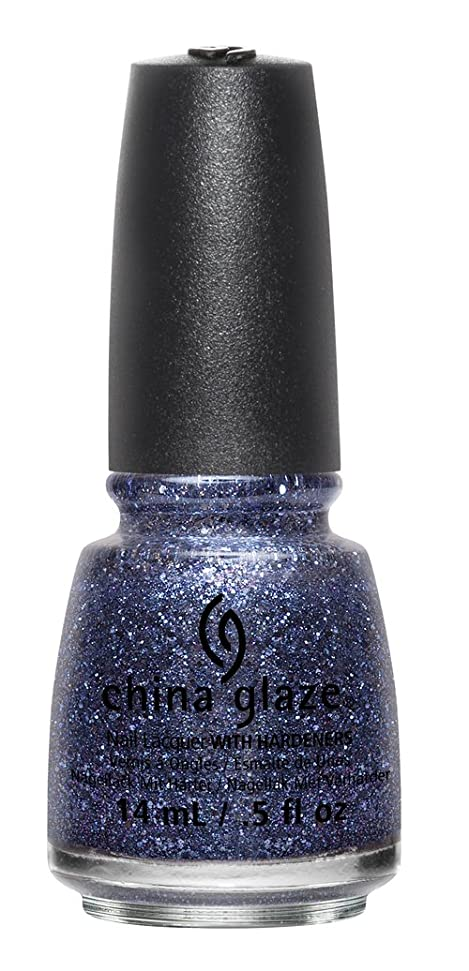 ほうき回復するコントロールCHINA GLAZE The Great Outdoors Collections - Let's Dew It (並行輸入品)