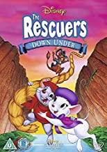 The Rescuers Down Under by Unknown