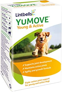 Yumove Lintbells Active Dog Joint Supplements for Dogs