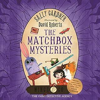 The Matchbox Mysteries cover art