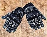 Axor Air Stream Black Grey Gloves-M