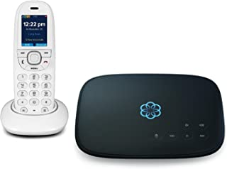 Ooma Telo Home Phone Service Includes HD2 Handset Premium VoIP Calling Renewed