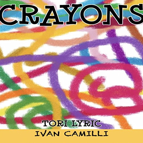 Crayons audiobook cover art