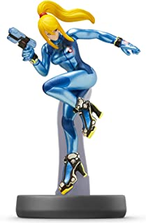 Zero Suit Samus amiibo - Japan Import (Super Smash Bros Series)